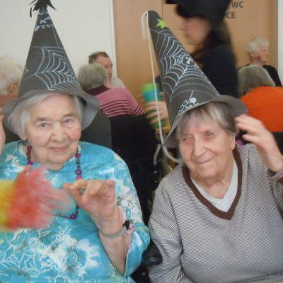 Domov seniorů 2018-2019