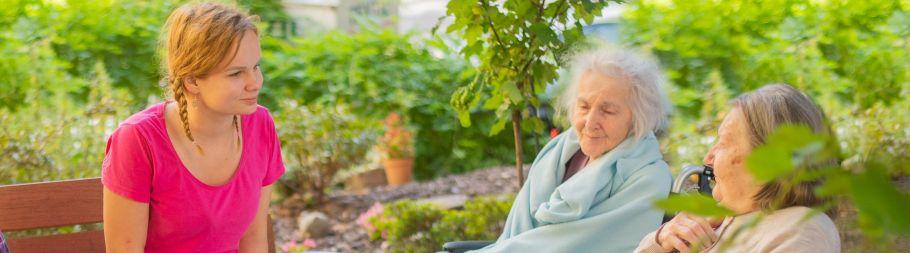 Kariéra v domově seniorů