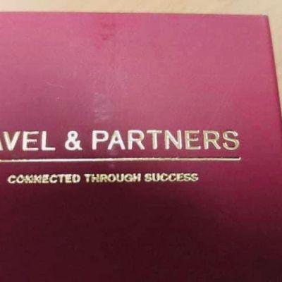 Poděkování za dary firmě Havel and Partners