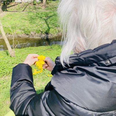 První jarní procházka